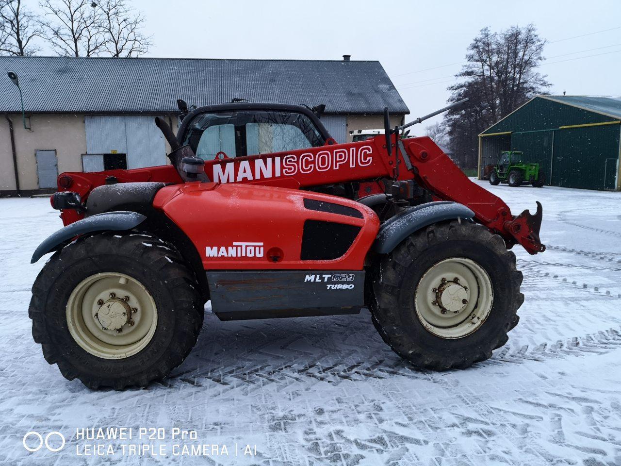 MANITOU MLT 629