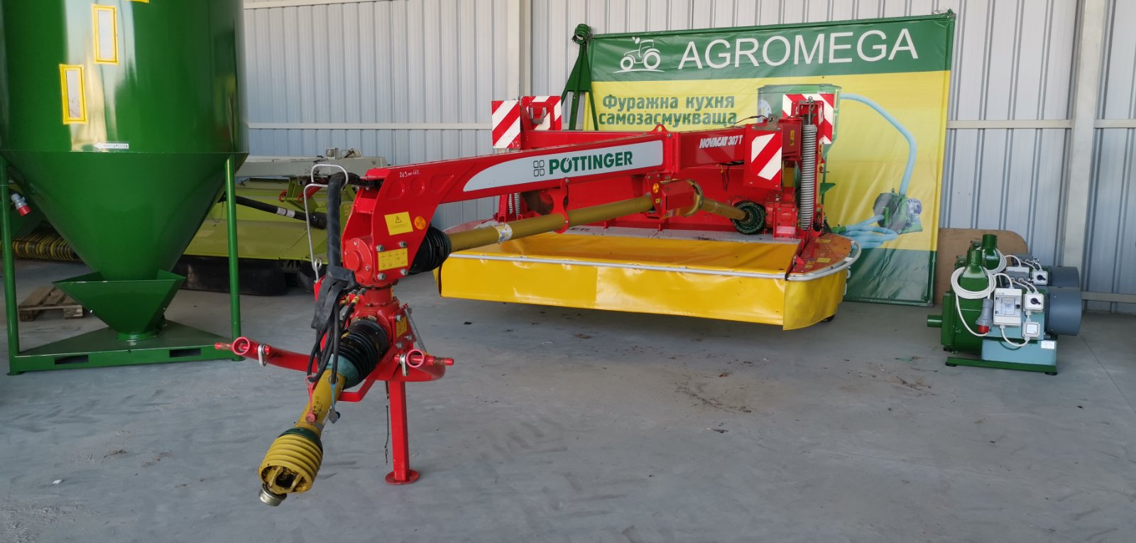Pottinger NOVACAT 307